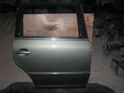 Дверь задняя правая на Volkswagen Passat B5 универсал (6)