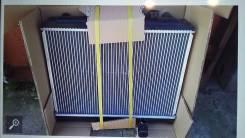 Радиатор охлаждения двигателя. Toyota Dyna, LY101