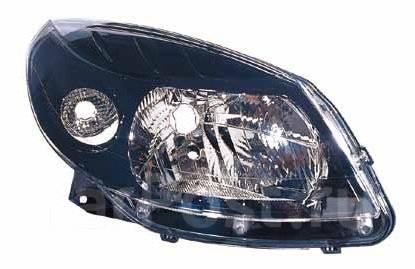 Фара. Renault Sandero
