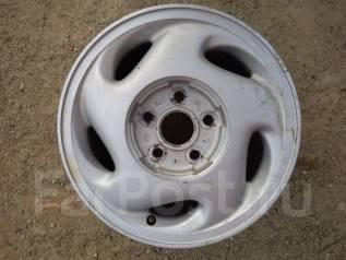 Toyota. 6.0x15, 5x114.30, ET50, ЦО 58,0мм.