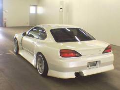 Бампер. Nissan Silvia, S15