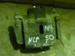Суппорт тормозной. Toyota Probox, NCP50, NCP50V