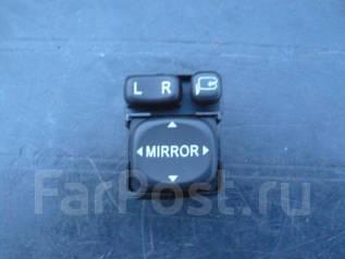 Кнопка управления зеркалами. Toyota Mark II, JZX115, JZX110