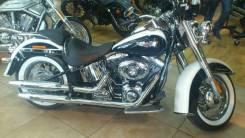 Harley-Davidson Softail Deluxe. 1 690 куб. см., исправен, птс, без пробега