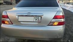Накладка на фару. Toyota Mark II, GX110, JZX110. Под заказ