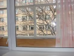 1-комнатная, улица Ивановская 4/10. Луговая, частное лицо, 32 кв.м. Вид из окна днем