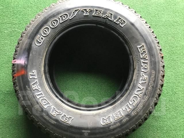 Goodyear. Всесезонные, 1996 год, износ: 5%, 1 шт