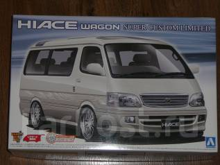 Продам масштабную сборную модель Toyota Hiace