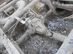 Чулок моста. Nissan Vanette Mazda Bongo
