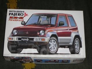 Продам масштабную сборную модель Mitsubishi Pajero Jr.