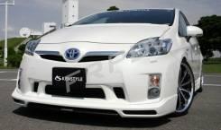 Обвес кузова аэродинамический. Toyota Prius, ZVW35, ZVW30L, ZVW30