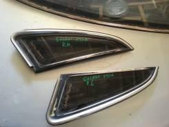 Стекло боковое. Mitsubishi Galant, E32A Двигатель 4G37