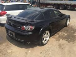 Спойлер антикрыло Mazdaspeed Mazda RX8 RX-8 оригинал ИТС. Mazda RX-8