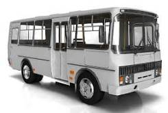 ПАЗ-3205. С водителем