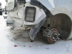 Насадка на глушитель. Toyota Auris, NZE151, NZE151H Двигатель 1NZFE