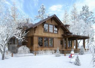 Проектирование домов любой сложности, низкие цены