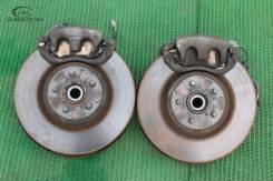 Ступицы передние(суппорта, колодки, диски, шланг) Subaru Legacy B4 BM9. Subaru Legacy B4, BM9 Двигатель EJ25