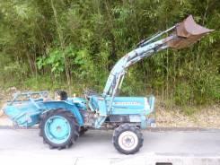Mitsubishi. Продам Японский трактор 4ВД. Фронтальный погрузчик. ПСМ В Наличии !, 1 000 куб. см.