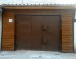 Гаражи капитальные. горького, 3, р-н Завода Металист, 28 кв.м., электричество, подвал.