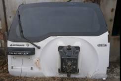 Дверь багажника. Mitsubishi Pajero iO, H76W Двигатели: 4G93, GDI