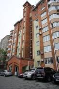 Коммерческая недвижимость. Улица Прапорщика Комарова 27, р-н Центр, 141 кв.м., цена указана за все помещение в месяц. Дом снаружи