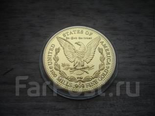 1 доллар Моргана 1896 год