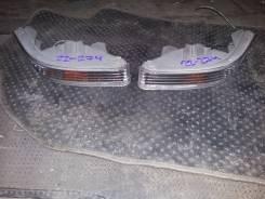 Повторитель поворота в бампер. Toyota Mark II, GX100, JZX105, JZX100, GX105