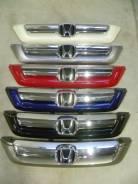 Решетка радиатора. Honda CR-V, RE4, RE3, DBA-RE3, DBA-RE4 Honda CR-V I-CTDI Двигатель N22A2