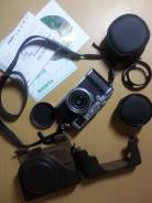 Fujifilm FinePix X100. 10 - 14.9 Мп, зум: без зума