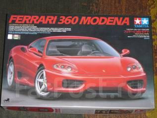 Продам масштабную сборную модель Ferrari 360 Modena