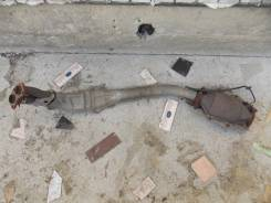 Приемная труба глушителя. Toyota Chaser, GX100 Двигатель 1GFE