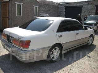 Губа. Toyota Crown, GS171, JZS171, JZS179, JZS173, JZS175