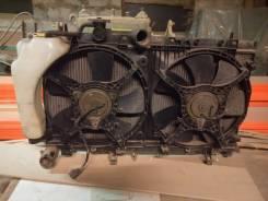 Радиатор охлаждения subaru impreza МКПП