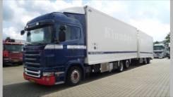 Scania R580LA. Скания 124 420 Реф, 12 000куб. см., 15 000кг., 6x2