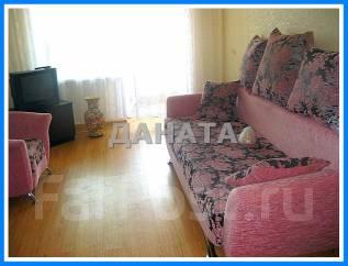 1-комнатная, улица Ульяновская 6. БАМ, агентство, 34 кв.м. Комната