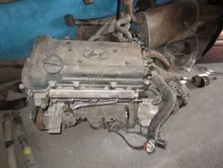 Двигатель в сборе. Hyundai Solaris Hyundai Elantra, HD Hyundai HD Kia cee'd, ED, JD Kia Rio, UB Двигатели: G4FC, G4FA, G4FD