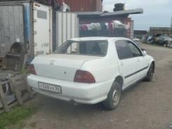Honda Domani. MJ1, ZC