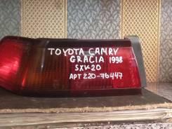 Стоп-сигнал. Toyota Camry Gracia, SXV20, SXV20W