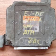 Блок управления двс. Toyota Duet, M110A, M100A Двигатель EJDE