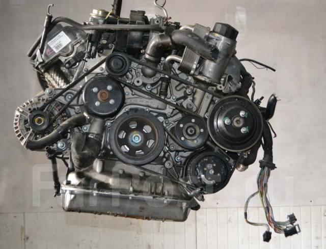 бу двигатель мерседес 113