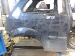 Крыло Ford Fiesta