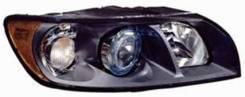Фара. Volvo S40, MH68, MS20, MS21, MS38, MS43, MS66, MS68, MS75, MS76, MS77 Двигатели: B4164S3, B4184S11, B4204S3, B5244S4, B5244S5, B5254T3, D4164T...