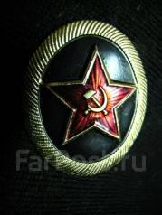 Кокарда Морской Пехоты СССР.