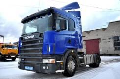 Scania. Тягач R340 в наличии, 11 000 куб. см., 20 000 кг.