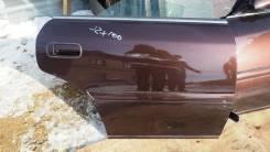 Накладка на боковую дверь. Toyota Chaser, JZX100