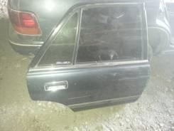 Дверь Toyota Mark II, 1990, LX80, 2LT