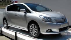 Капот. Toyota Verso