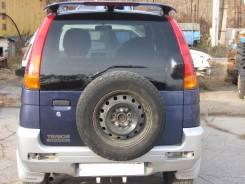 Бампер. Daihatsu Terios, J100G Двигатель HCEJ