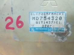 Блок управления двс. Mitsubishi Debonair, S22A Двигатель 6G72