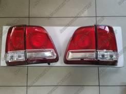 Стоп-сигнал. Toyota Land Cruiser, UZJ100W, J100, HDJ101K, UZJ100, HDJ100L, UZJ100L, HDJ101 Двигатели: 2UZFE, 1HDFTE